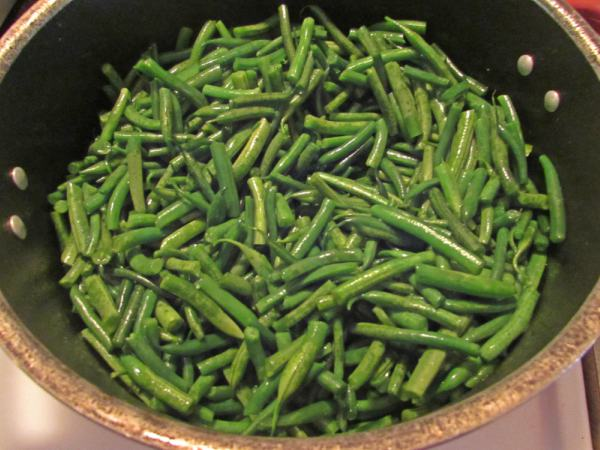 green beans - started_7